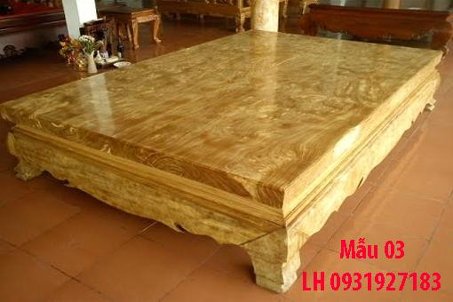 Đóng sập gỗ tại Đà Nẵng, báo giá sập gỗ tự nhiên 3