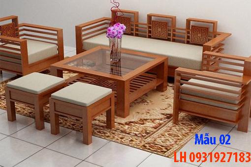 Bàn ghế phòng khách tại Đà Nẵng, Nhận báo giá bàn ghế phòng khách 2
