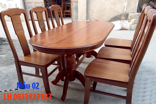 Bàn ghế ăn tại Đà Nẵng, nhận đóng bàn ghế ăn theo yêu cầu1