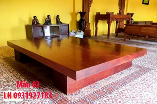Đóng sập gỗ tại Đà Nẵng, báo giá sập gỗ tự nhiên 2