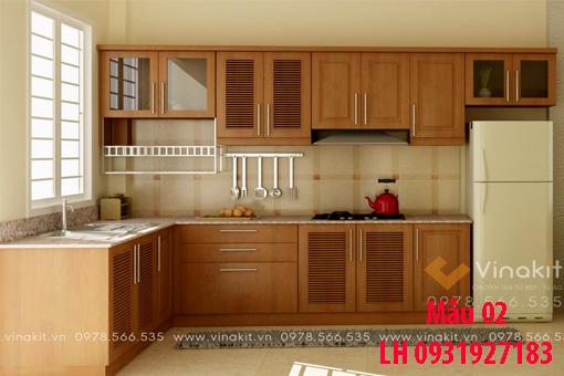 Công ty nội thất Bình Minh nhận đóng đồ gỗ theo yêu cầu 2
