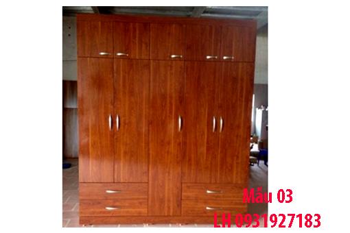 Đóng tủ gỗ công nghiệp tại Đà Nẵng, báo giá thi công tủ gỗ công nghiệp