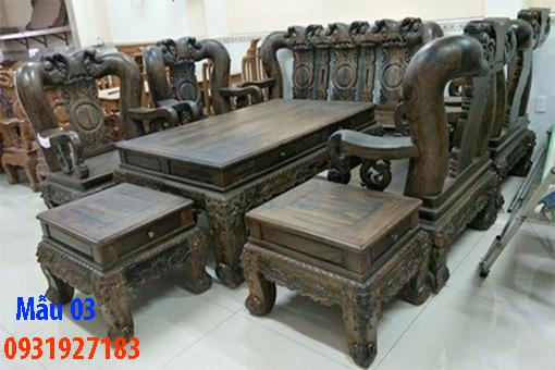 Bàn ghế phòng khách tại Đà Nẵng, Nhận báo giá bàn ghế phòng khách 3