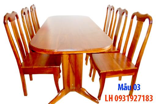 Bàn ghế ăn tại Đà Nẵng, nhận đóng bàn ghế ăn theo yêu cầu2