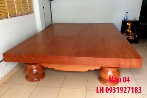 Đóng sập gỗ tại Đà Nẵng, báo giá sập gỗ tự nhiên 4