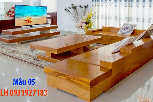 Bàn ghế phòng khách tại Đà Nẵng, Nhận báo giá bàn ghế phòng khách 5