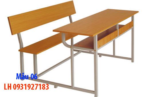 Bàn ghế học sinh tại Đà Nẵng, đóng bàn ghế học sinh trường học, gia đình 6