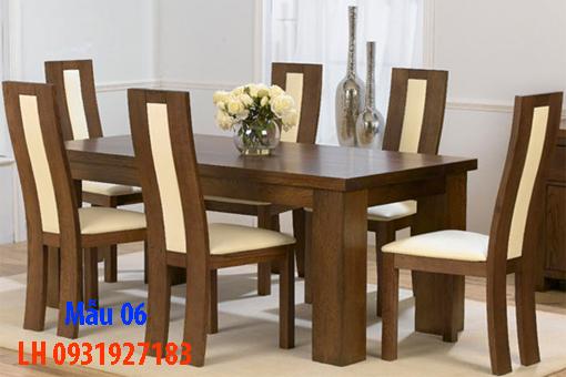 Bàn ghế ăn tại Đà Nẵng, nhận đóng bàn ghế ăn theo yêu cầu5