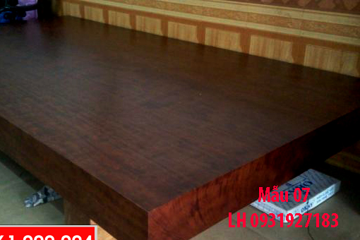 Đóng sập gỗ tại Đà Nẵng, báo giá sập gỗ tự nhiên 7