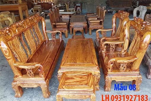 Bàn ghế phòng khách tại Đà Nẵng, Nhận báo giá bàn ghế phòng khách 8