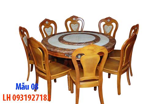 Bàn ghế ăn tại Đà Nẵng, nhận đóng bàn ghế ăn theo yêu cầu7