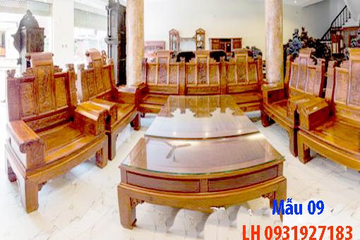 Bàn ghế phòng khách tại Đà Nẵng, Nhận báo giá bàn ghế phòng khách 9