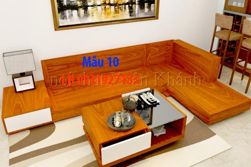 Bàn ghế phòng khách tại Đà Nẵng, Nhận báo giá bàn ghế phòng khách 10
