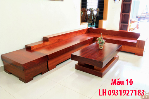 Đóng sập gỗ tại Đà Nẵng, báo giá sập gỗ tự nhiên 10