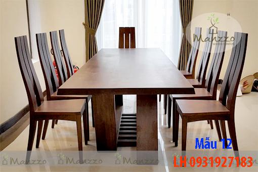 Bàn ghế ăn tại Đà Nẵng, nhận đóng bàn ghế ăn theo yêu cầu 12