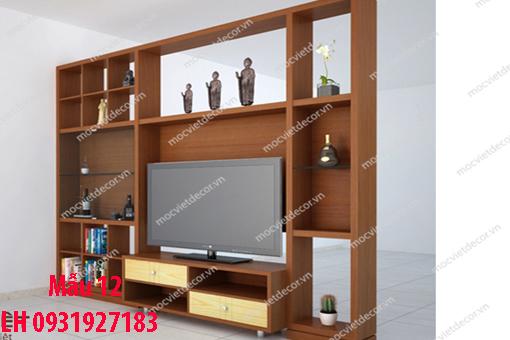 Đóng kệ tivi tại Đà Nẵng, kệ tivi gỗ tự nhiên và kệ tivi gỗ công nghiệp ĐN 12