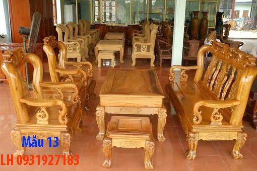 Bàn ghế phòng khách tại Đà Nẵng, Nhận báo giá bàn ghế phòng khách 13