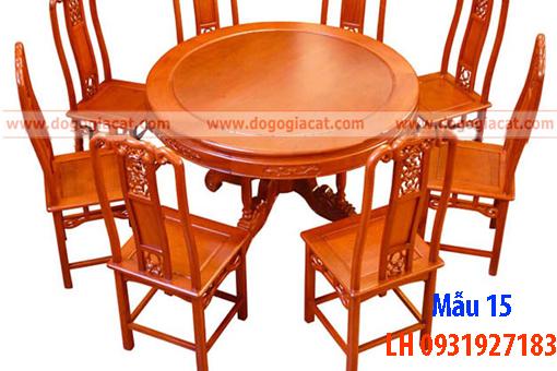 Bàn ghế ăn tại Đà Nẵng, nhận đóng bàn ghế ăn theo yêu cầu 15