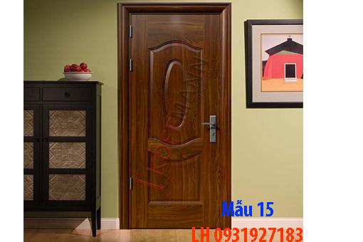 Đóng cửa gỗ tại Đà Nẵng, báo giá thi công cửa gỗ tự nhiên 15