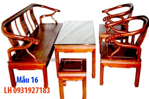 Bàn ghế phòng khách tại Đà Nẵng, Nhận báo giá bàn ghế phòng khách 16