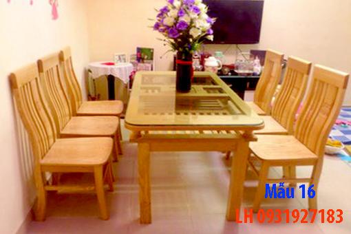 Bàn ghế ăn tại Đà Nẵng, nhận đóng bàn ghế ăn theo yêu cầu 16