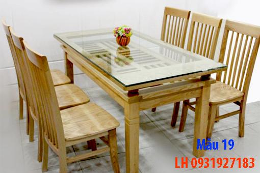 Bàn ghế ăn tại Đà Nẵng, nhận đóng bàn ghế ăn theo yêu cầu 19