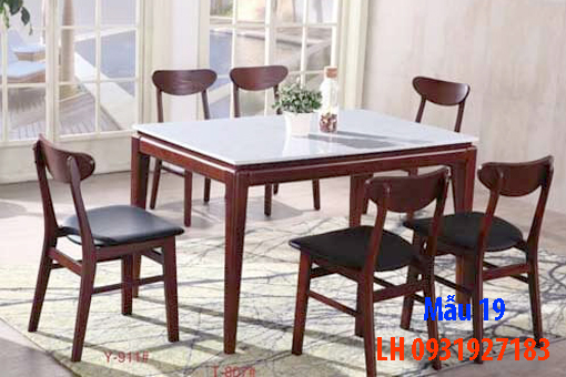 Bàn ghế quán cà phê tại Đà Nẵng, báo giá bàn ghế cà phê 19