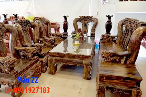 Bàn ghế phòng khách tại Đà Nẵng, Nhận báo giá bàn ghế phòng khách 22