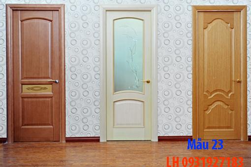 Đóng cửa gỗ tại Đà Nẵng, báo giá thi công cửa gỗ tự nhiên 23