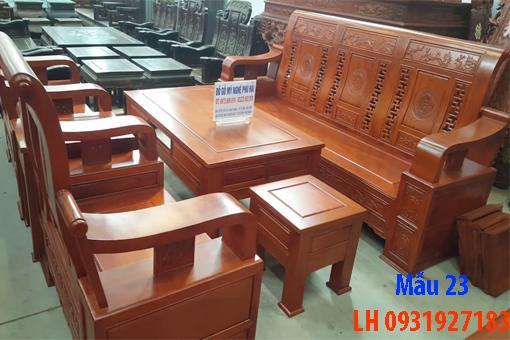 Bàn ghế phòng khách tại Đà Nẵng, Nhận báo giá bàn ghế phòng khách 23