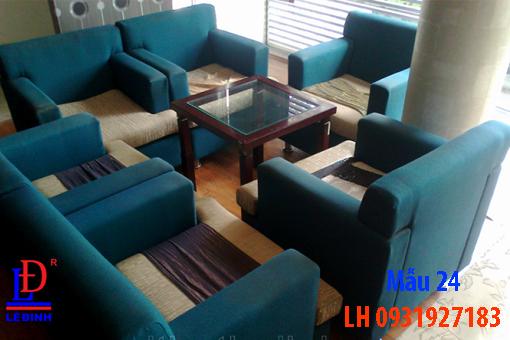 Bàn ghế quán cà phê tại Đà Nẵng, báo giá bàn ghế cà phê 24