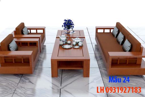 Bàn ghế phòng khách tại Đà Nẵng, Nhận báo giá bàn ghế phòng khách 24